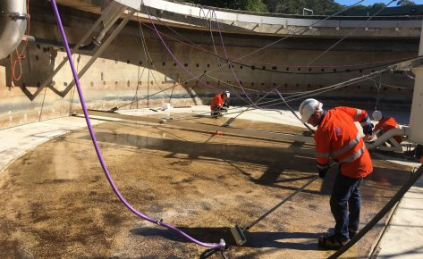 HORNSBY HEIGHTS WASTEWATER TREATMENT PLANT – APPROVED